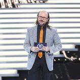 Santiago Segura, presente en la Gala de los 60 años de TVE