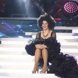 La Terremoto de Alcorcón en la Gala de los 60 años de TVE
