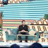 Dani Martínez, presente en la Gala de los 60 años de TVE