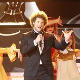 Daniel Diges, presente en la Gala de los 60 años de TVE