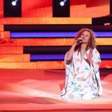 Rosa López canta 'Stars' en la gala 10 de 'Tu cara me suena'