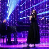 """Lorena Gómez canta """"Cuando nadie me ve"""" de Niña Pastori en 'Tu cara me suena'"""