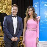 Roberto Herrera y Paloma Lago darán las campanadas en Canarias en TVE