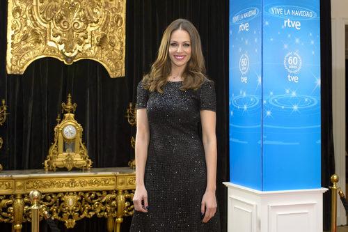 Eva González presentará '¡Feliz 2017!' en TVE