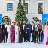 Las caras que presentarán los especiales de Navidad de TVE