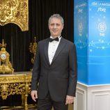 Paco Morales, presente durante la presentación de Navidad de RTVE