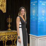 Blanca Belloch durante la presentación de Navidad de RTVE
