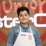 Javier, concursante de 'MasterChef Junior 4'