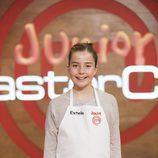 Estela, concursante de 'MasterChef Junior 4'