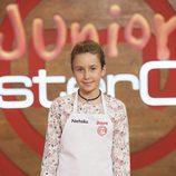 Natalia, concursante de 'MasterChef Junior 4'