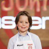 Miguel, concursante de 'MasterChef Junior 4'