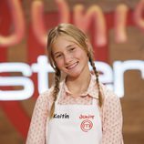 Kaitin, concursante de 'MasterChef Junior 4'