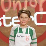 Jose Enrique, concursante de 'MasterChef Junior 4'