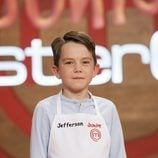 Jefferson, concursante de 'MasterChef Junior 4'