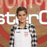 Paula, concursante de 'MasterChef Junior 4'