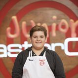Toni, concursante de 'MasterChef Junior 4'