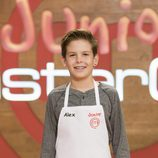 Alex, concursante de 'MasterChef Junior 4'