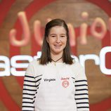 Virginia, concursante de 'Masterchef Junior 4'