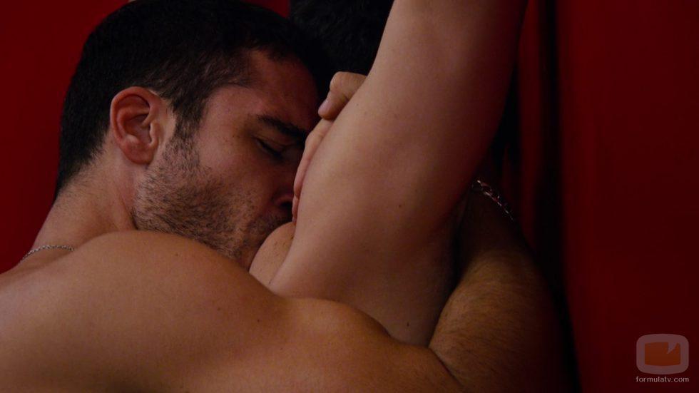 Clips de escenas de sexo