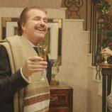 Bigote Arrocet y María Teresa Campos aparecen juntos en la segunda temporada de 'Las Campos'