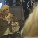 Terelu Campos coge un autobús urbano de Madrid en 'Las Campos'