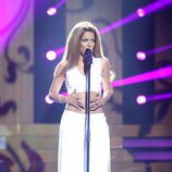 Beatriz Luengo interpreta a Toni Braxton en la undécima gala de 'Tu cara me suena'