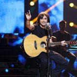 Canco Rodríguez se viste de Juanes en la undécima gala de 'Tu cara me suena'
