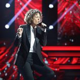 Lorena Gómez interpreta a David Bisbal en la undécima gala de 'Tu cara me suena'
