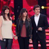 Rosa López se viste de Vanesa Martín en la undécima gala de 'Tu cara me suena'