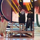 Yolanda Ramos se transforma en Camela en la undécima gala de 'Tu cara me suena'