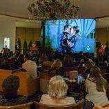 El evento organizado por 'Velvet' donde se proyectaba el último capítulo de la serie