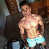 Sergio Ayala ('GH VIP 5') en bañador