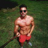 Sergio Ayala ('GH VIP 5') le saca partido a su palo selfi