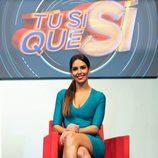 Cristina Pedroche, presentadora de 'Tú sí que sí' (laSexta)
