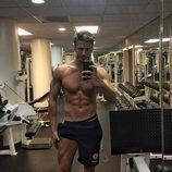 Marco Ferri, concursante de 'Gran Hermano VIP', enseña el torno desnudo a sus seguidores en las redes sociales