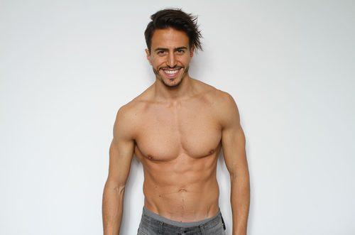 El italiano Marco Ferri, sin camiseta, será concursante de 'Gran Hermano VIP 5'