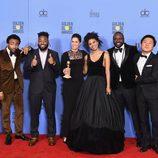 'Atanta', ganadora del Globo de Oro a Mejor serie de comedia