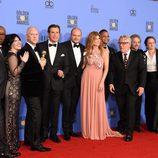 'American Crime Story', ganadora del Globo de Oro a Mejor miniserie