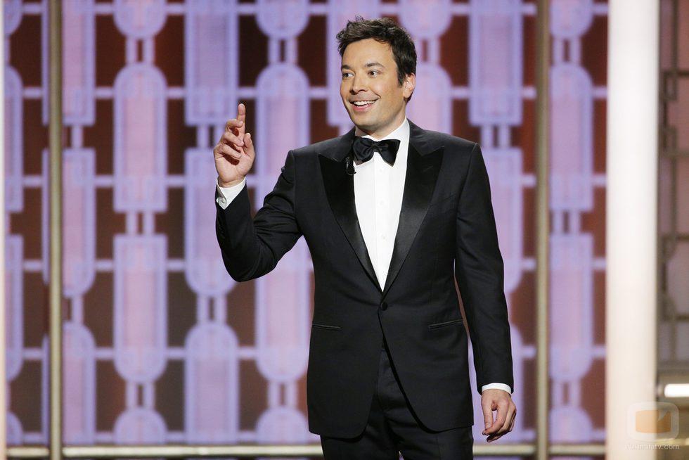 Jimmy Fallon, maestro de ceremonias de los Globos de Oro 2017