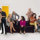 La familia Alcántara vivirán una temporada en la que estarán muy alejados unos de otros