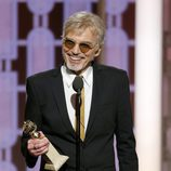 Billy Bob Thornton recoge el Globo de Oro 2017 a Mejor actor de drama por 'Goliath'
