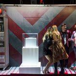 Alyson Eckmann, Toño Sanchís, Daniela Blume y Alejandro Abad en la primera gala de 'GH VIP 5'