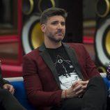 Toño Sanchís en la primera gala de 'GH VIP 5'