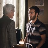 Imanol Arias y Ricardo Gómez en el primer episodio de la 18º temporada de 'Cuéntame cómo pasó'