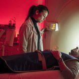 Ingrid Rubio es Marian Gala en 'Pulsaciones'