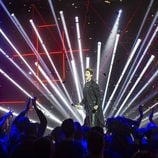 La cantante LeKlein, ganadora de la final de 'Eurocasting'