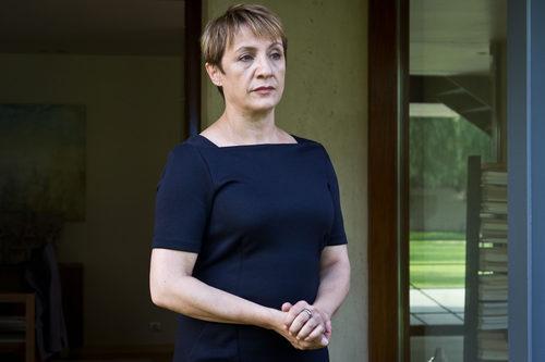 Blanca Portillo en el primer episodio de 'Sé quién eres'