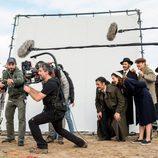 'El Ministerio del Tiempo' se traslada a Peñíscola para el rodaje de su tercera temporada
