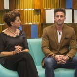Sergio Ayala nomina delante de Irma Soriano en 'Gran Hermano VIP'