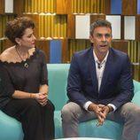 Alonso Caparrós nomina delante de Irma Soriano en 'Gran Hermano VIP'